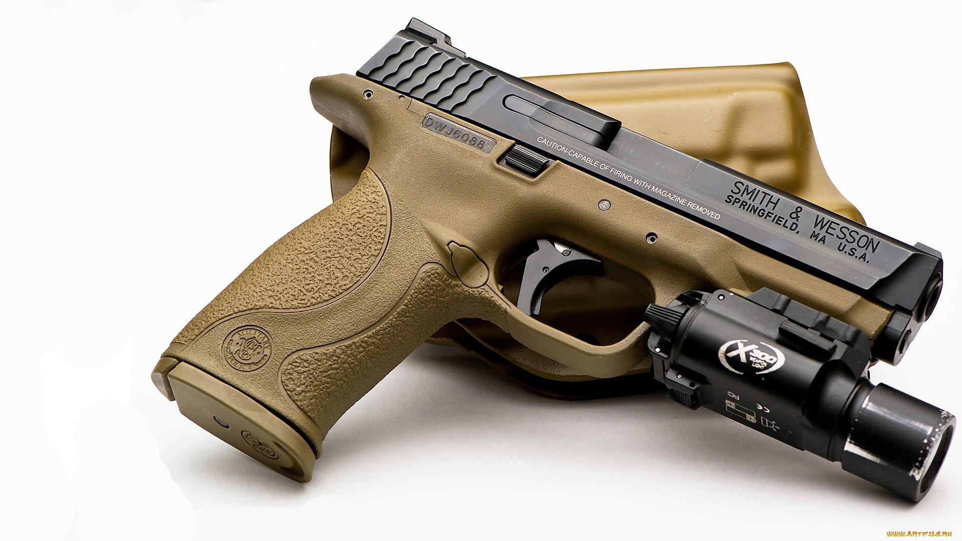 оружие, пистолеты, пистолет, прицел